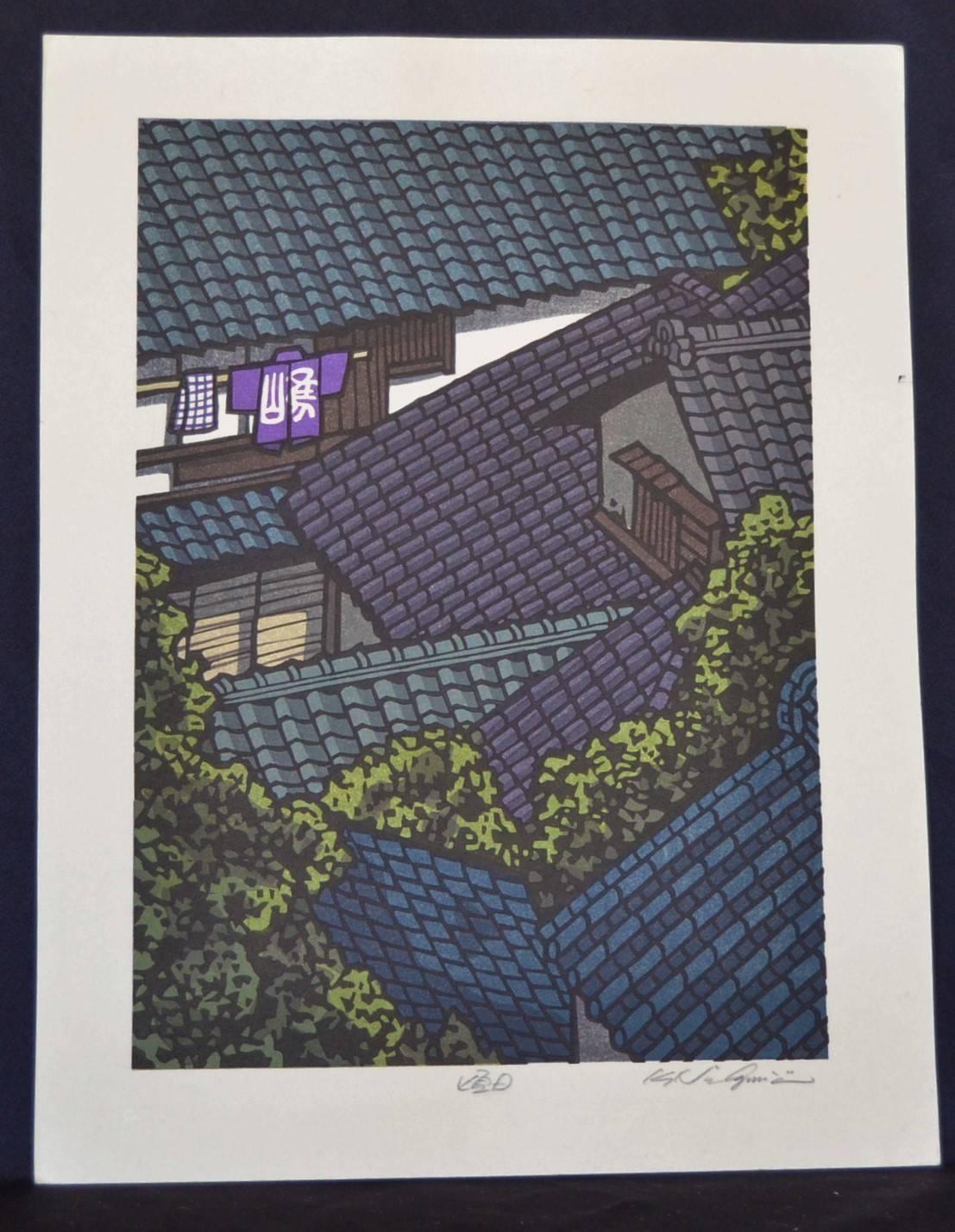 Katsuyuki Nishijima: #P3925 KEIJITSU - THE DAY