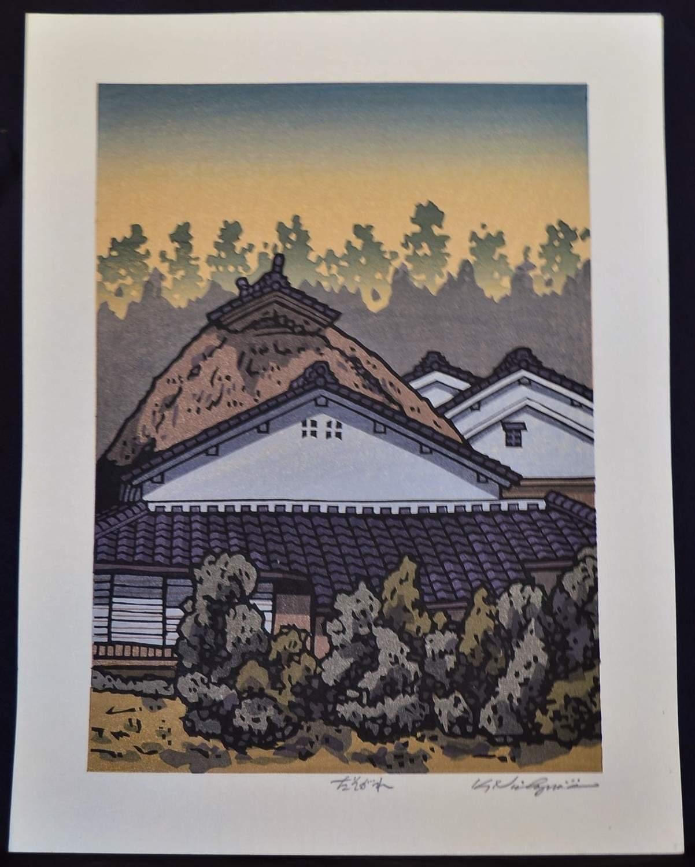 Katsuyuki Nishijima: #P3993 TASOGARE - TWILIGHT