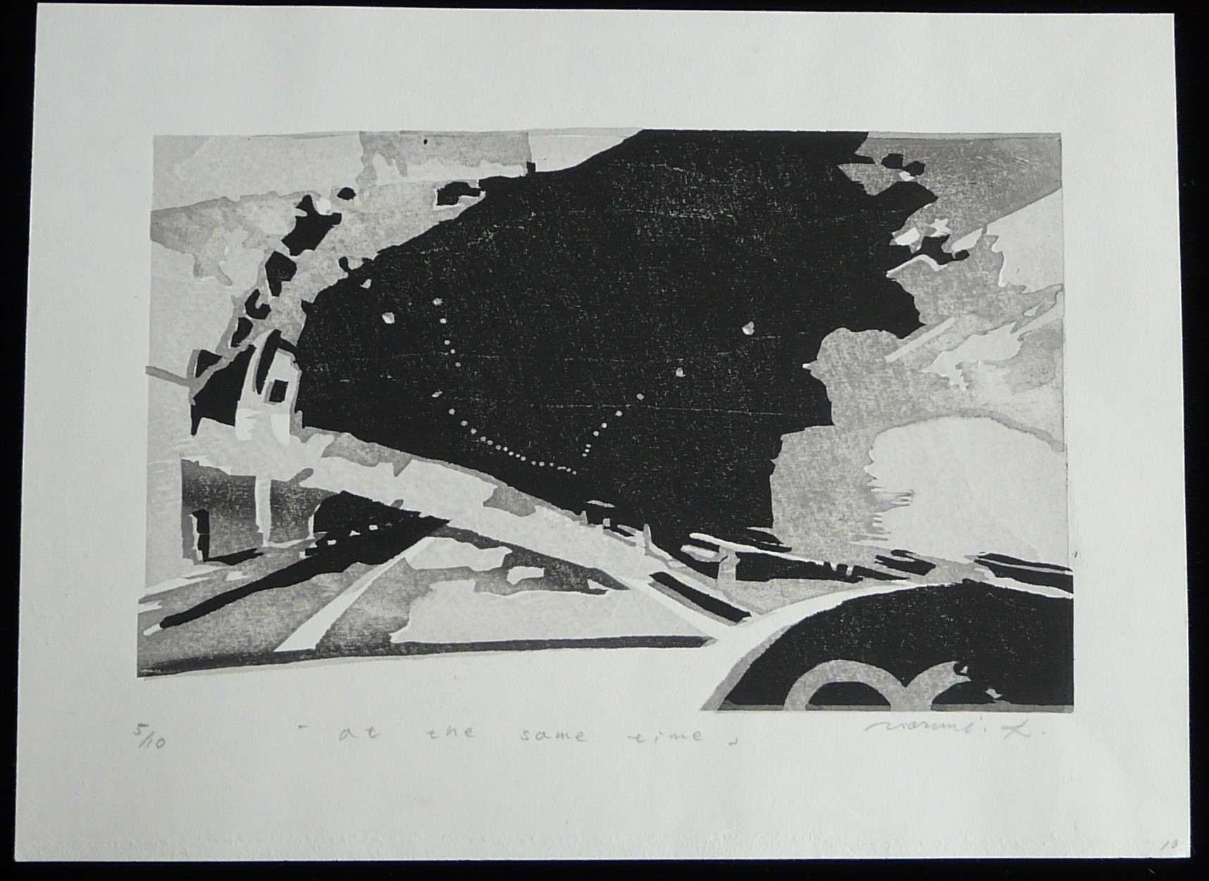 KATSURAGAWA, NARUMI: #P1987 AT THE SAME TIME