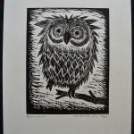 #P4523 FOREST OWL BY MASAKI SHIBUYA #P4523 FOREST OWL By MASAKI SHIBUYA