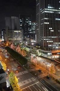 December in Kita-Ku