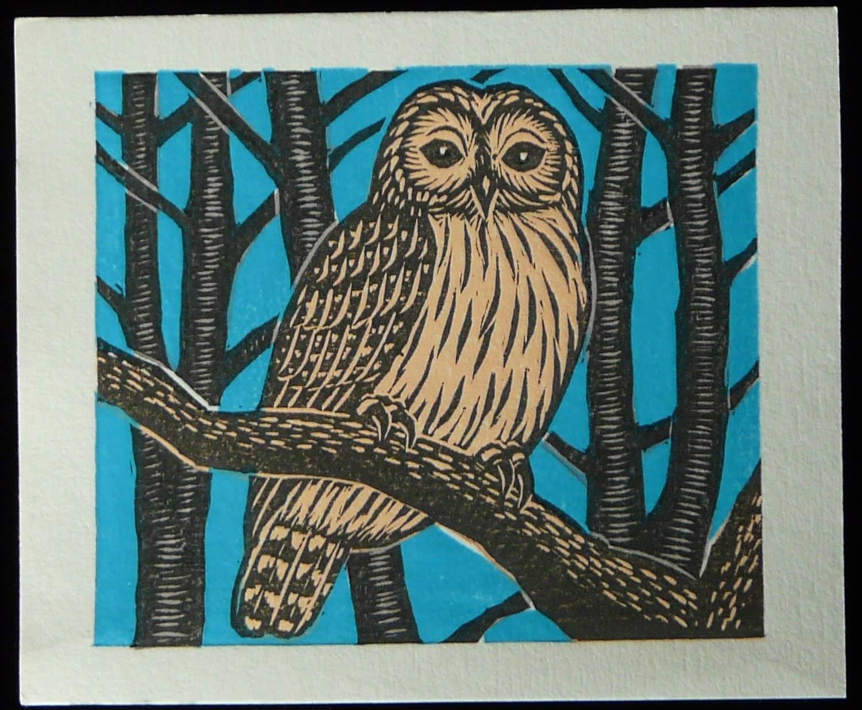 Tejima Keizaburo: #P3301 OWL